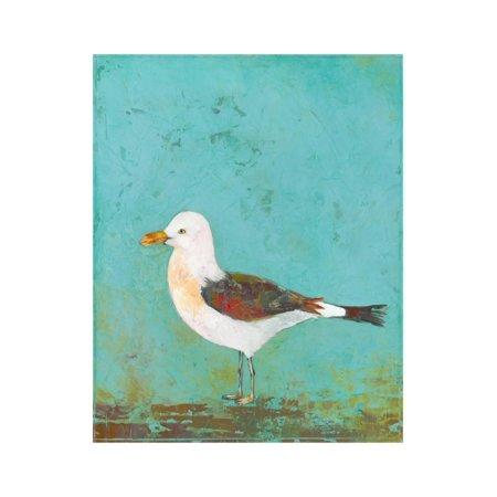 Vibrant Shorebird III Print Wall Art By Mehmet Altug