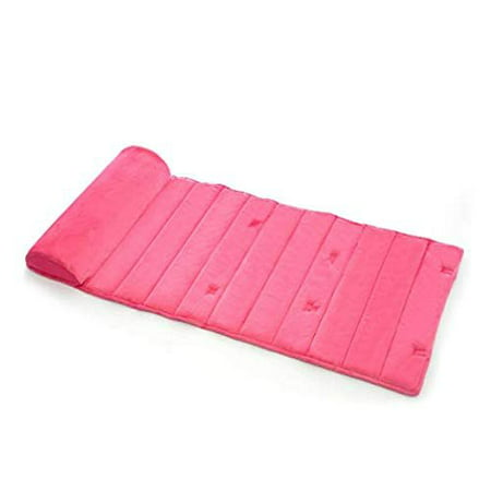 My First Nap Mat, Memory Foam Nap Mat Pad, Attached Removable Pillow (Nap Mat Cover With Attached Pillow And Blanket)