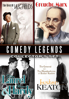Comedy Legends Collector's Set (DVD) by ECHO BRIDGE ENTERTAINMENT