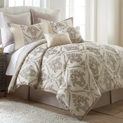 8 PIECE COMFORTER SET SOPHIA QUEEN