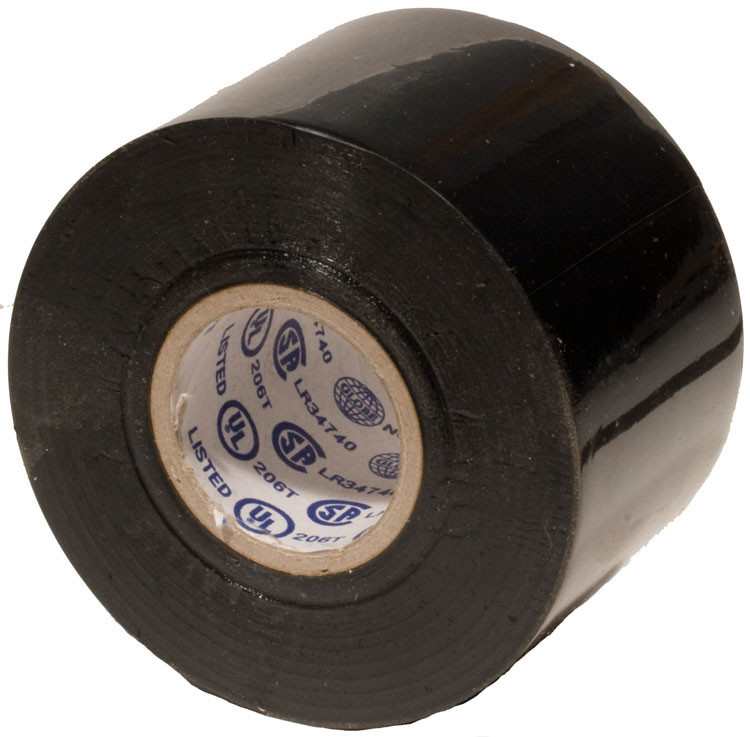 Morris Products 60202 Premium Grade Electrical Tape 2 inch X 60 Ft X 8. 5 Mil Black