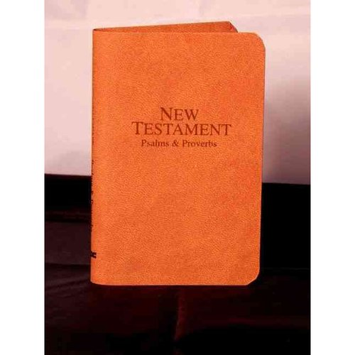 Vest-Pocket New Testament: Psalms & Proverbs