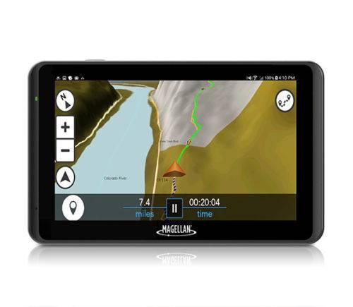 Magellan TR5 Trail and Street GPS Navigator TN5771SGLUC by Magellan
