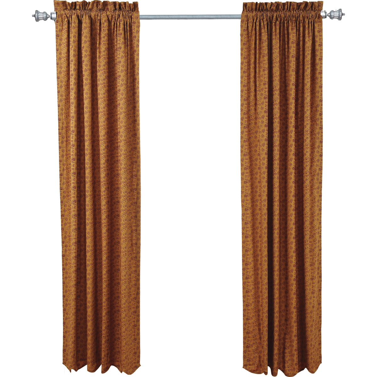 VHC Brands Lewiston Curtain Panels (Set of 2)