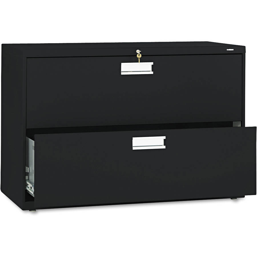 HON 600 Series Two-Drawer Lateral File