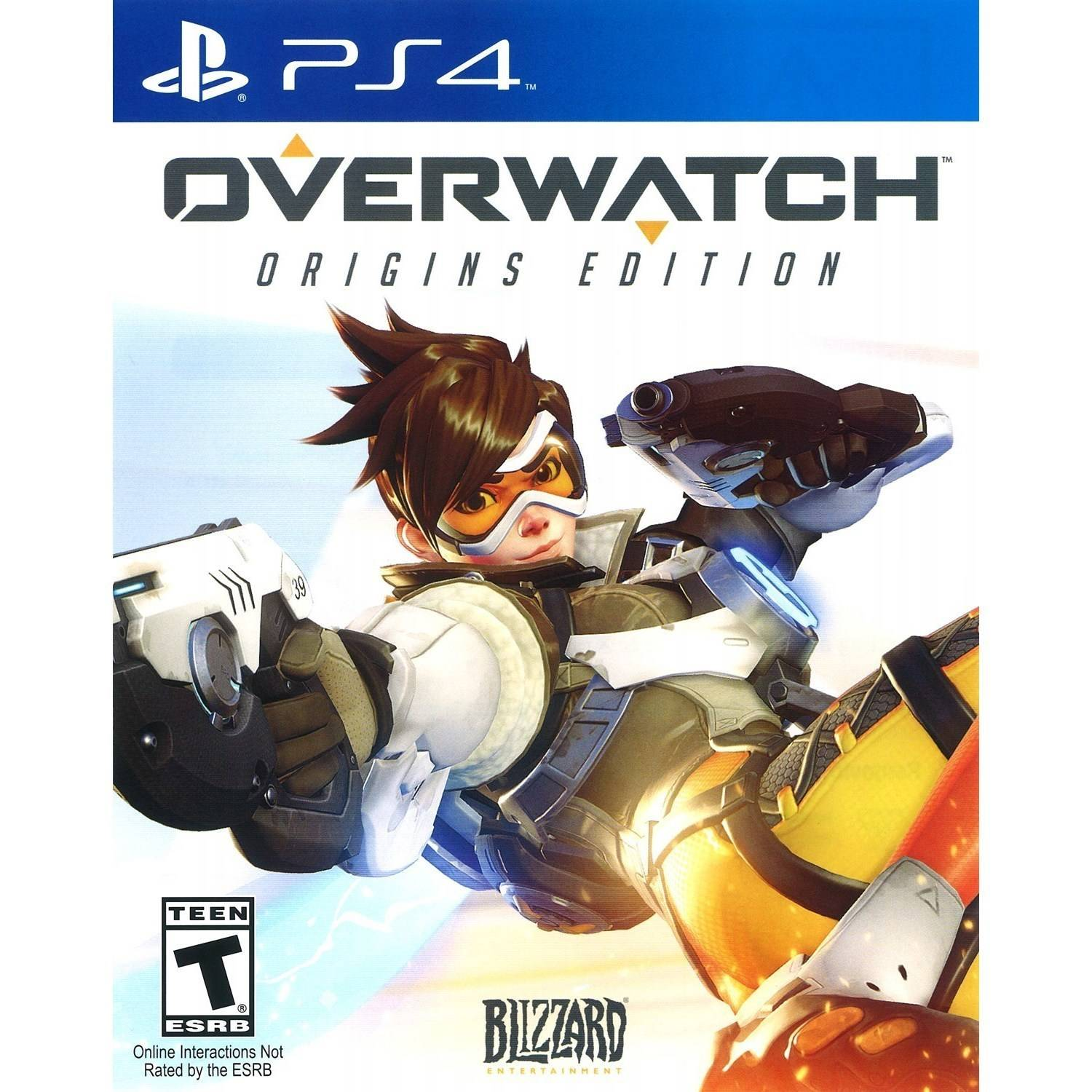 Overwatch Origins Edition (Playstation 4) by Blizzard Entertainment, Activision