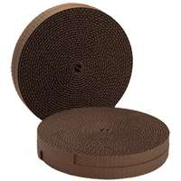 Bergan Pet Products Turbo Linerboard Cat Scratcher Replacement Pad