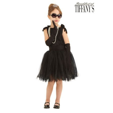 Child Breakfast at Tiffany's Holly Golightly Costume - Breakfast At Tiffany's Costume
