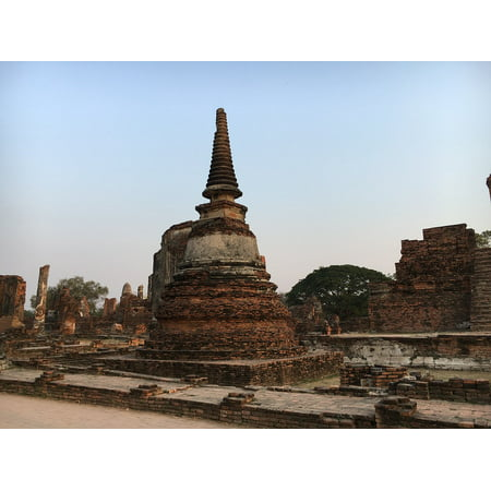 LAMINATED POSTER Travel Thailand Places Of Interest Building Poster Print 24 x 36