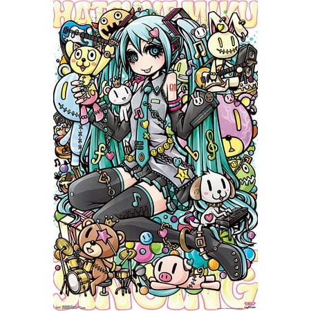 Hatsune Miku Cat Food Cosplay (Hatsune Miku - Toys)