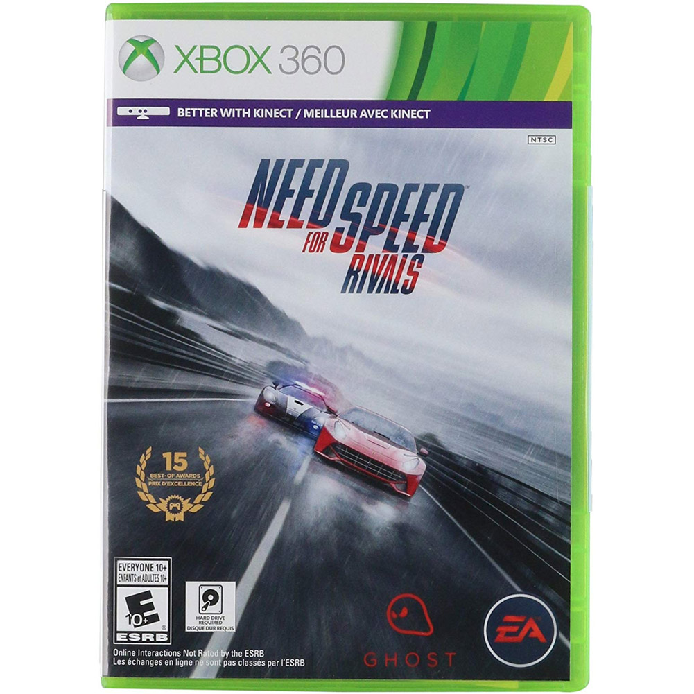 Need For Speed Rivals (Xbox 360) Electronic Arts