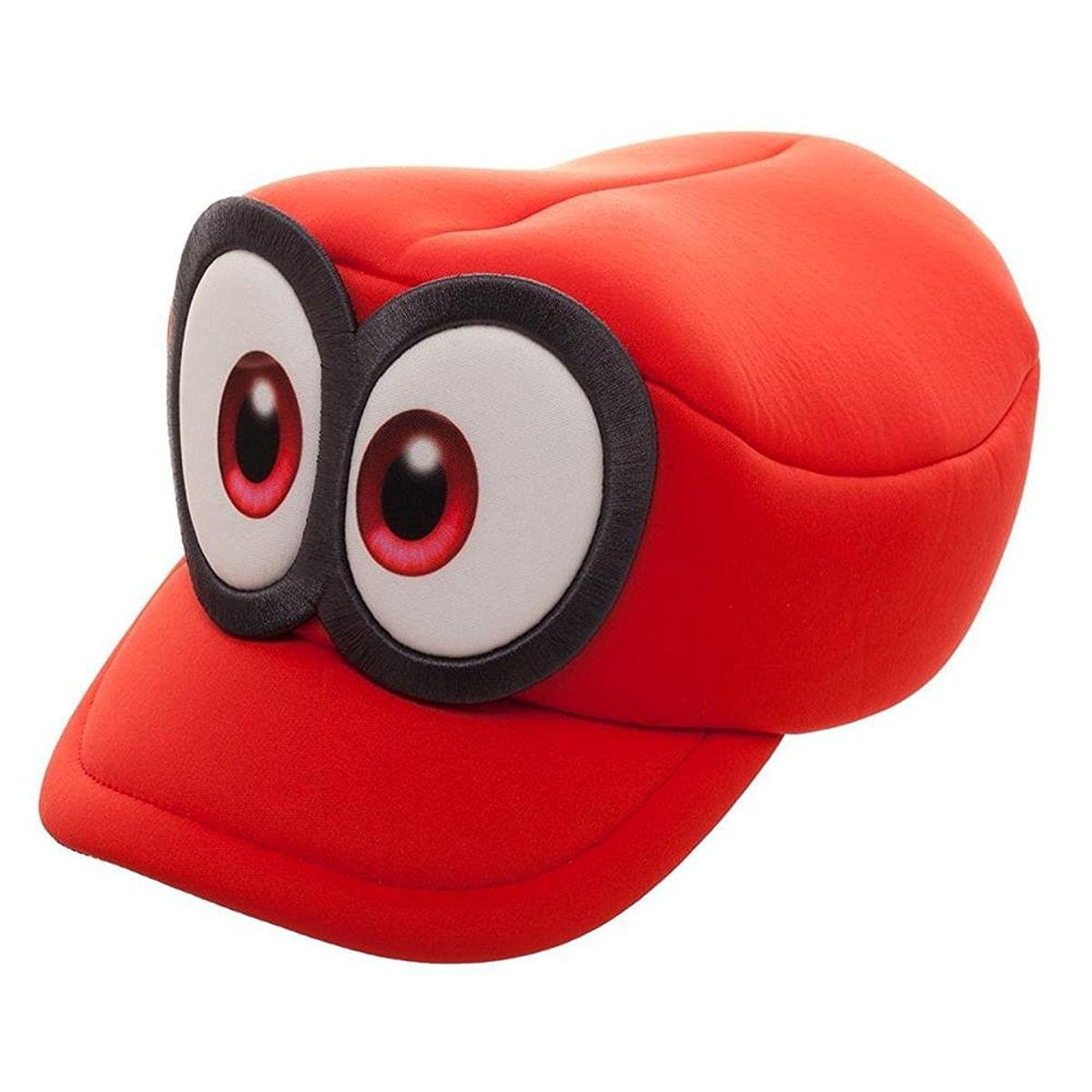Super Mario Bros Super Mario Odyssey Cappy Hat Cosplay Accessory Walmart Com Walmart Com