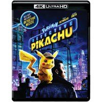 Pokemon Detective Pikachu (4K Ultra HD + Blu-ray)
