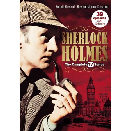 Sherlock Holmes: The Complete TV Series (DVD)