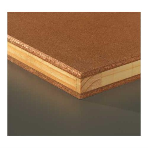 WB Manufacturing 1010 30X72 Workbench Top, Particle Board, 30x72x1-3/4