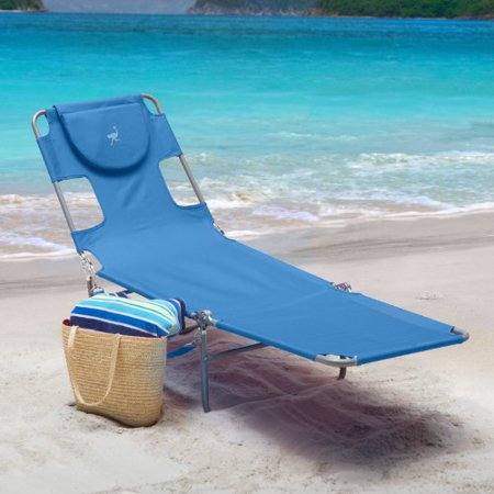 Ostrich Folding Chaise Lounge ()