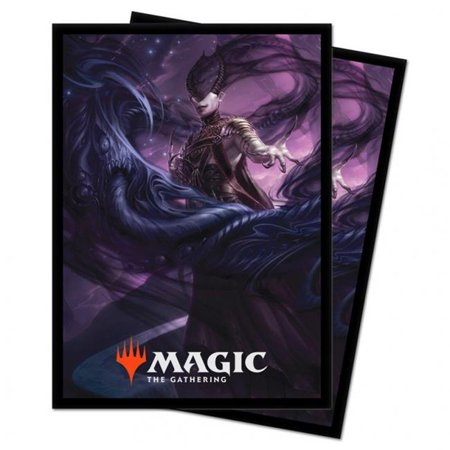 Ultra Pro ULP18220 Magic Ashiok Nightmare Muse Card Deck Protector Sleeves - 100 Piece Pro Magic Deck Protector Sleeves