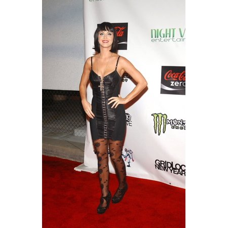 Katy Perry In Attendance For Gridlock New YearS Eve Party Paramount Studios Los Angeles Ca December 31 2008 Photo By Tony GonzalezEverett Collection Celebrity - Party City In Katy