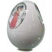Creative Motion 13599 Rotating Egg Shape Photo Frame
