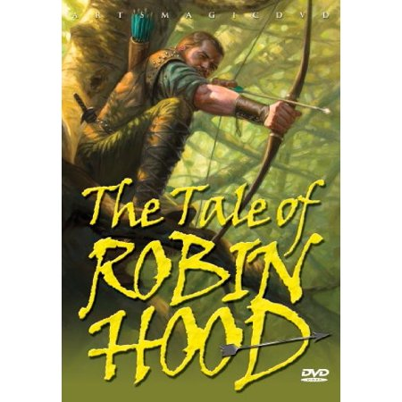 The Tale of Robin Hood (DVD)
