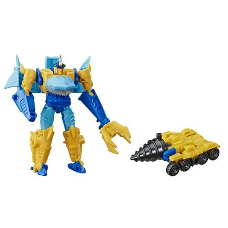 Transformers Toys Cyberverse Spark Armor Sky-Byte Action