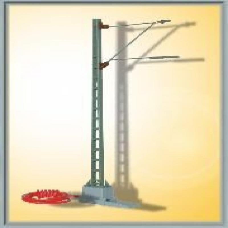 Viessmann 4111 Power Mast + Insulators & Arms