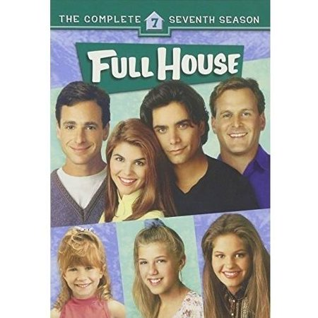 Full House  The Complete Seventh Season  Full Frame