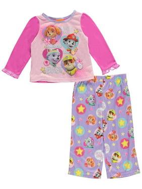 de418ca7a052 Baby Girls Pajama Sets - Walmart.com