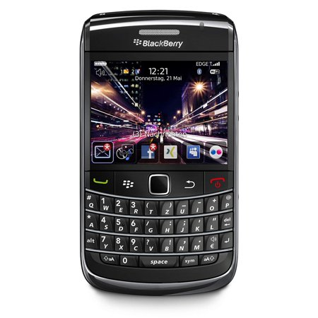 USED BlackBerry Bold 9700 8GB AT&T GSM GLOBAL Unlocked Smartphone with QWERTY Keyboard , GPS , WIFI , Bluetooth -