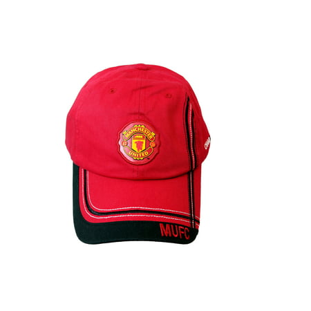 Manchester United FC Authentic Official Licensed Product Soccer Cap - 020