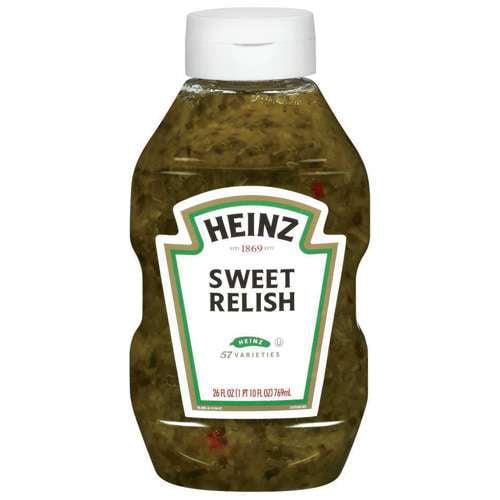 Heinz: Relish Sweet, 26 Oz