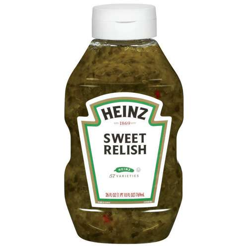 Heinz: Relish Sweet, 26 Oz