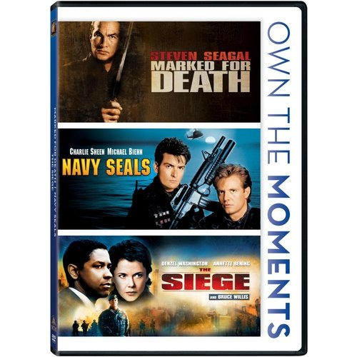 Marked For Death / Navy Seals / Under Siege (Widescreen)