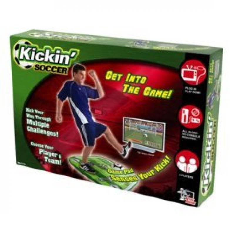 Senario Entertainment Reaction Sports Kickin' Soccer by
