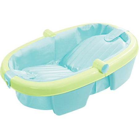summer infant newborn to toddler portable folding bathtub. Black Bedroom Furniture Sets. Home Design Ideas