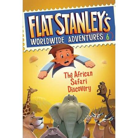 Flat Stanley's Worldwide Adventures #6: The African Safari Discovery - Leaf Safari Adventure