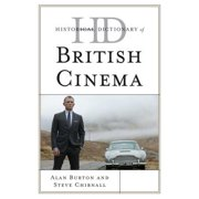 Historical Dictionary of British Cinema - eBook