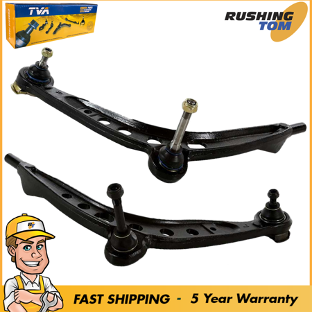 - Pair (2) Lh & Rh Front Lower Control Arms W/Ball Joints Fits Bmw E36 3 Series Z3