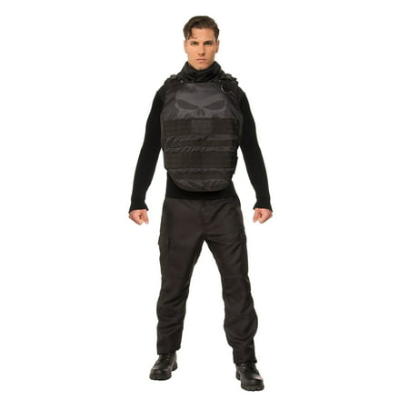 Punisher Grand Heritage Adult Costume - Punisher Costume