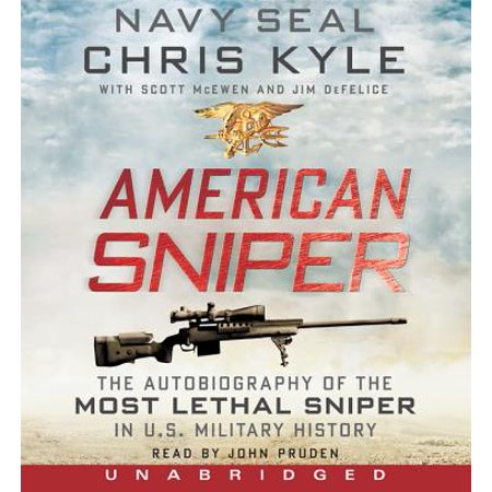 American Sniper CD : The Autobiography of the Most Lethal Sniper in U.S. Military