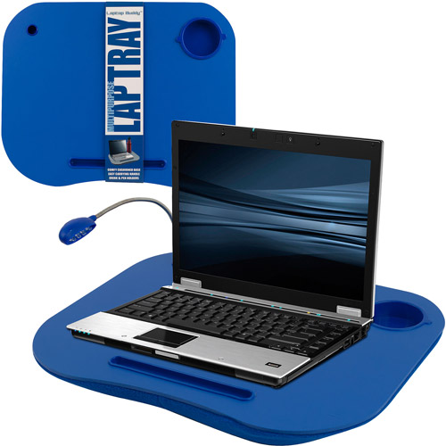 TG Mobile Work Station with Light, Blue