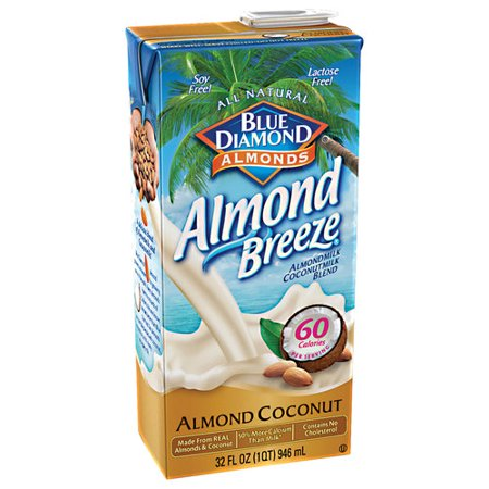 Blue Diamond Almond Breeze Almond Coconut Milk, 32 fl oz