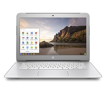 HP Premium High Performance 14 inch Chromebook, HD SVA BrightView Backlit Screen, Intel Celeron 2.16 Ghz Processor,4GB