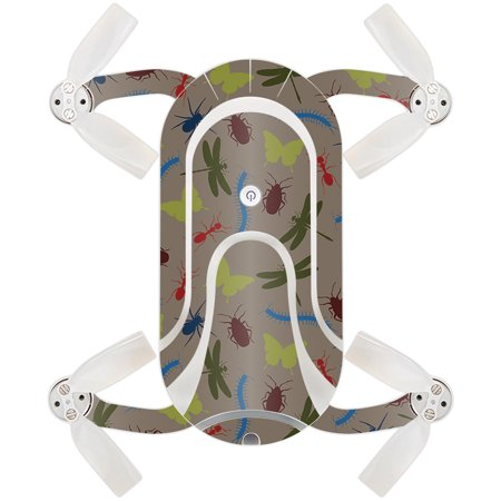 MightySkins Skin For ZEROTECH Dobby Pocket Drone – Clowning Around   Protective, Durable, and Unique Vinyl Decal wrap cover   Easy To Apply, Remove, and Change Styles   Made in the USA