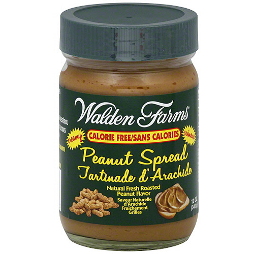Walden Farms Whipped Peanut Spread, 12 oz (Pack of 6)