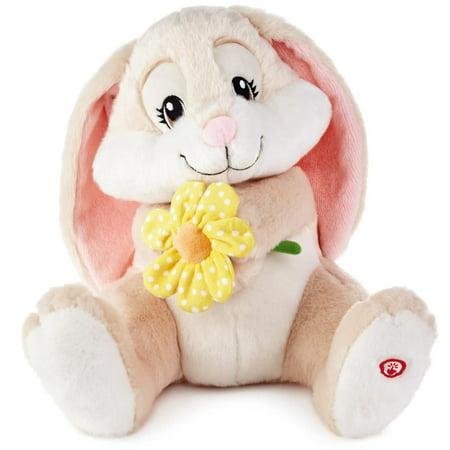 Hallmark Sunny Singin' Bunny Musical Stuffed Animal, 11