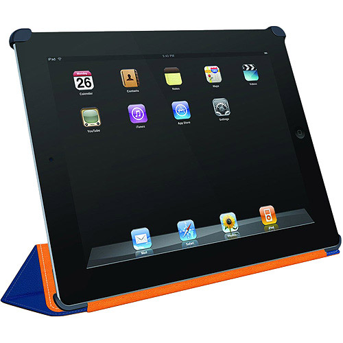 MacAlly BOOKSTAND2BL Blue Cover/Stand for iPad2