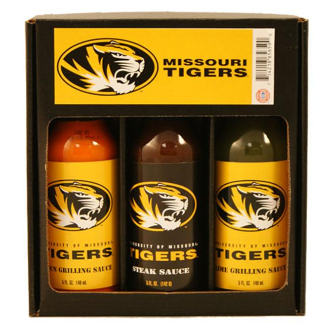 Hot Sauce Harrys 2259 MISSOURI Tigers Steak Sauce - 5oz