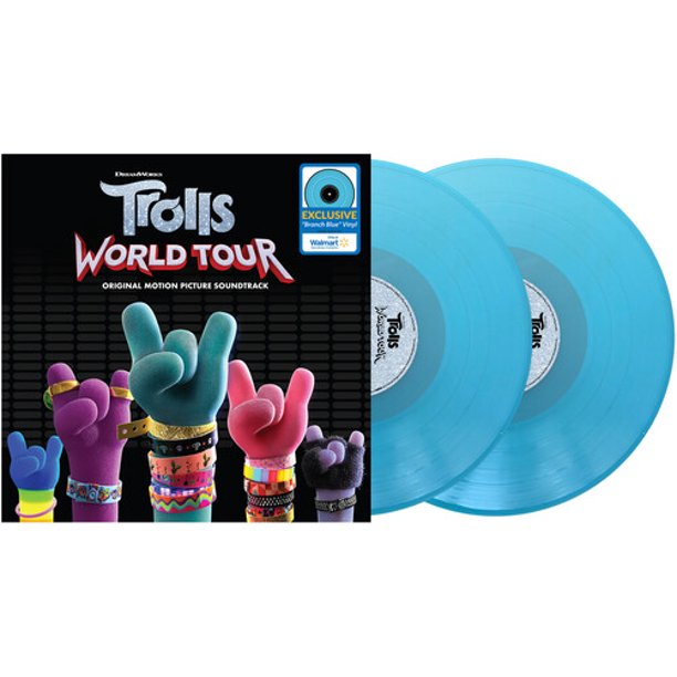 Trolls: World Tour Soundtrack (Walmart Exclusive) - Vinyl