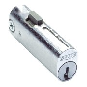 COMPX CHICAGO C5002LP-KD File Cabinet Lock,Key Different